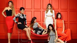 kardashians jenners red bkgrnd pic